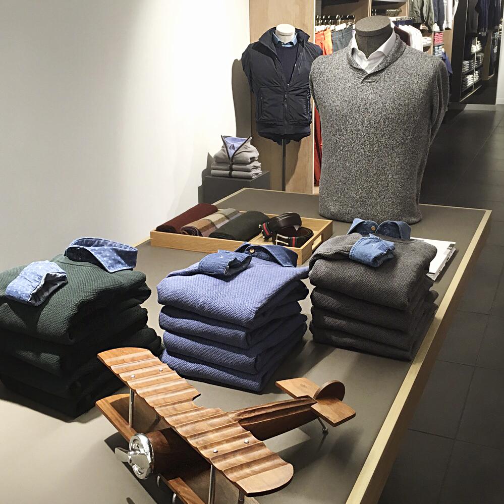 215a613c47cf3 La firma de moda masculina Baravento abrió el 7 de diciembre su cuarto  establecimiento en Santander