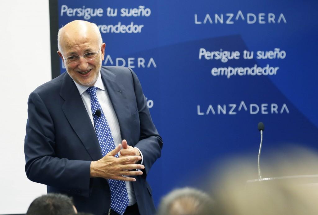 Juan Roig_Lanzadera