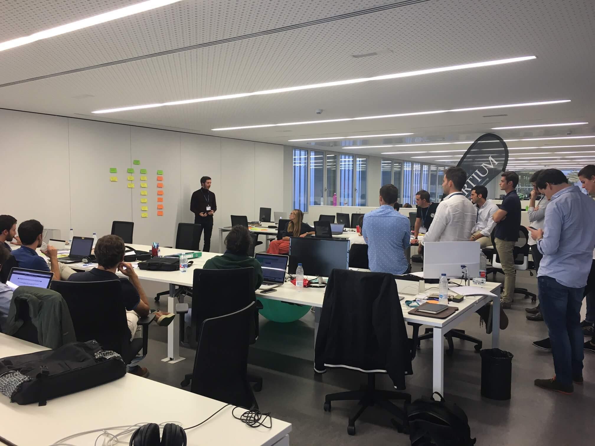 joven emprendedor - lanzadera aceleradora de startups