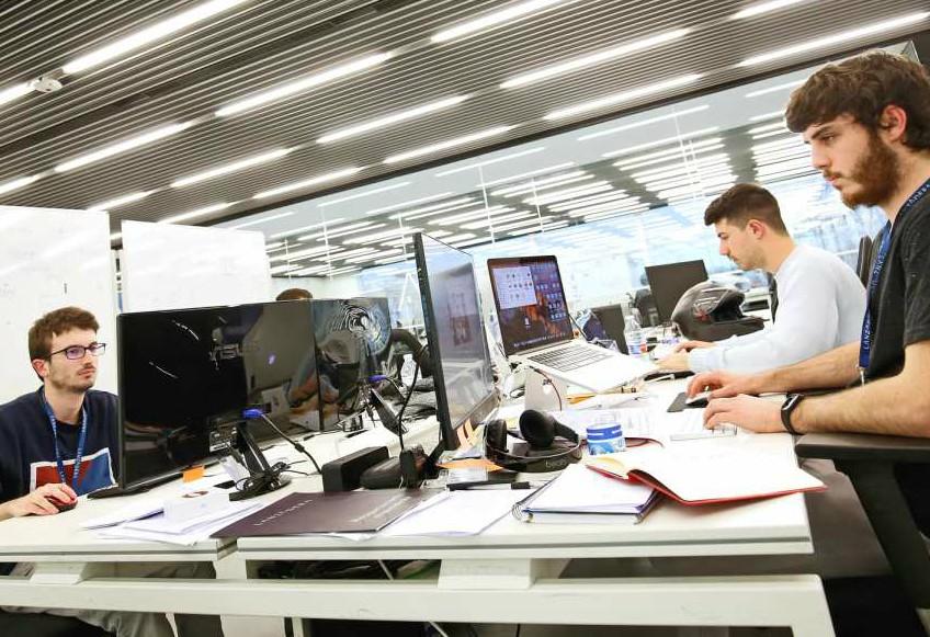 emprendedores en valencia - Lanzadera