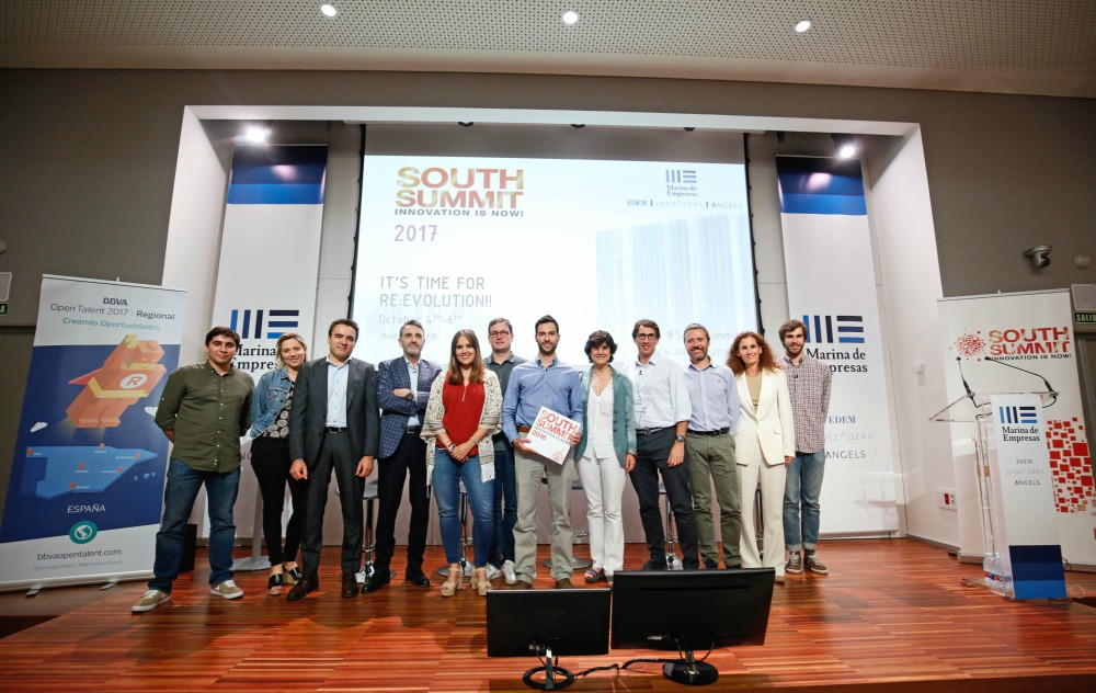 Encuentro Spain Startup SouthSummit Valencia - Lanzadera