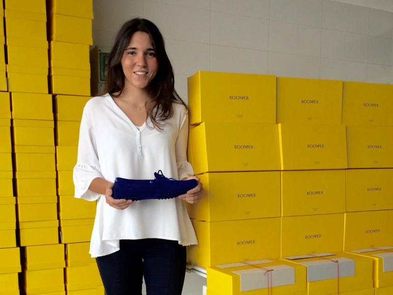 Victoria Falomir - mujer emprendedora - lanzadera