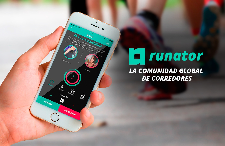 Runator - emprendedor Lanzadera