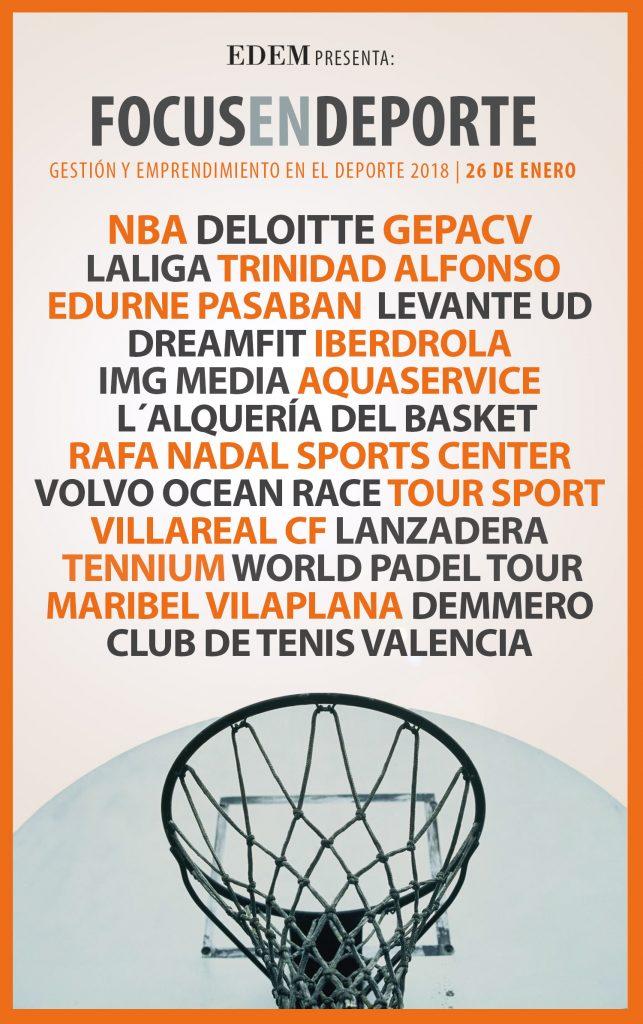 Emprendimiento deportivo - Lanzadera