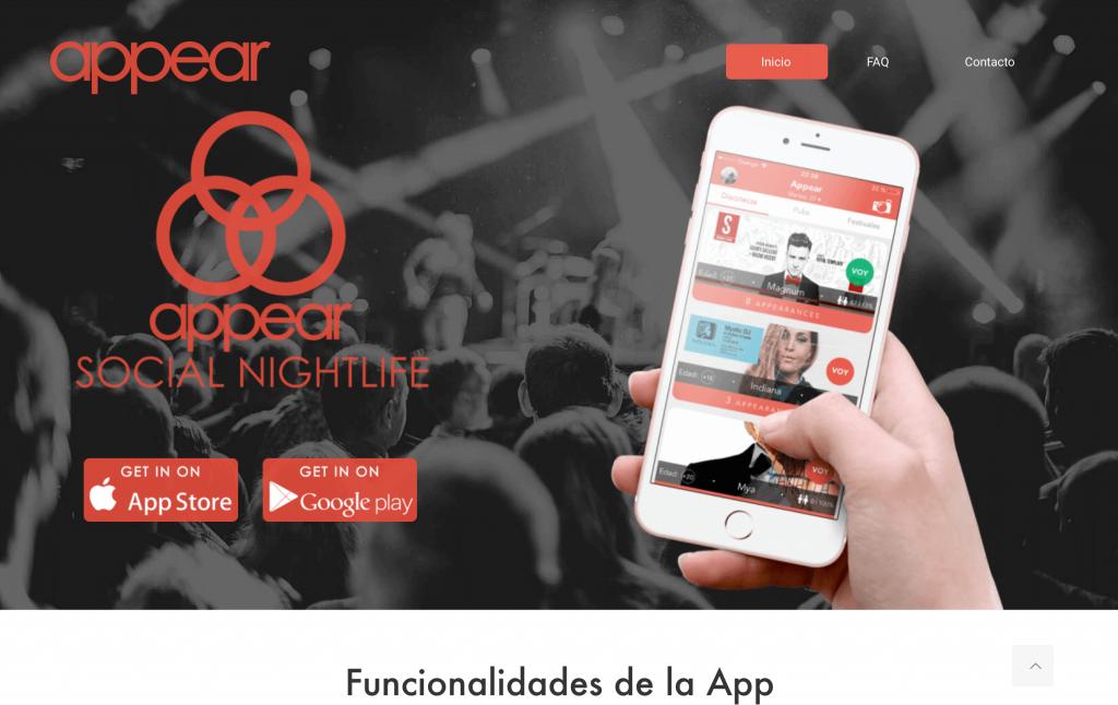 app valenciana-appear