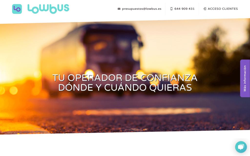 startup valenciana lowbus - Lanzadera