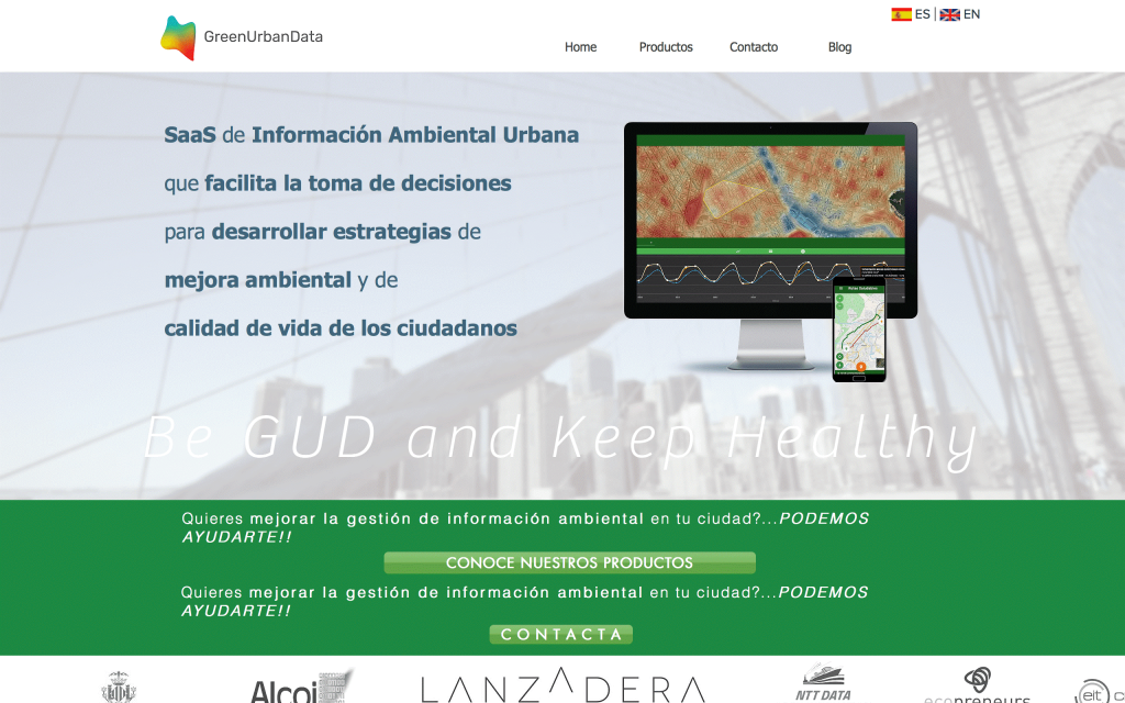 big data ambiental