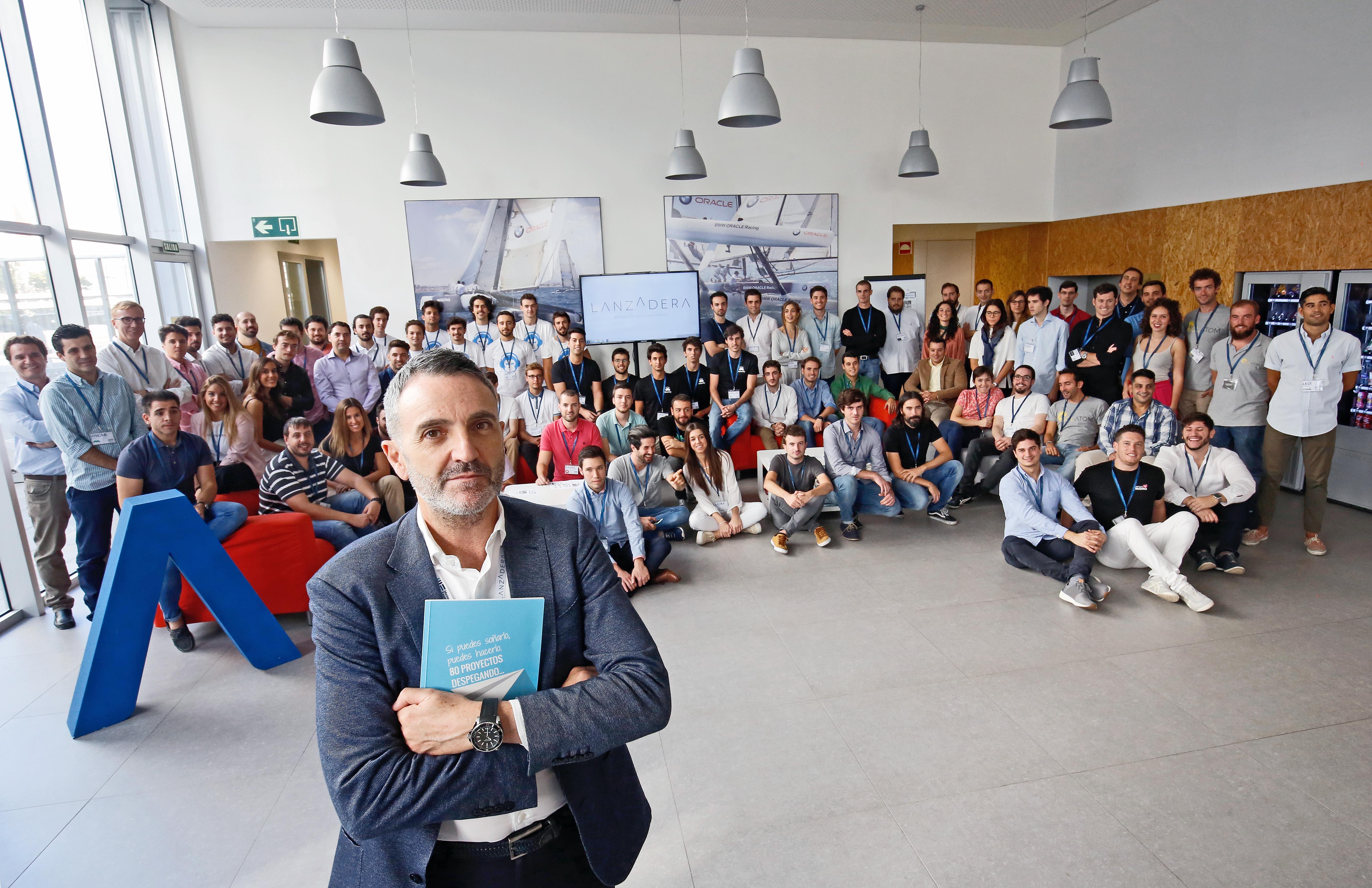 Emprendedores Lanzadera