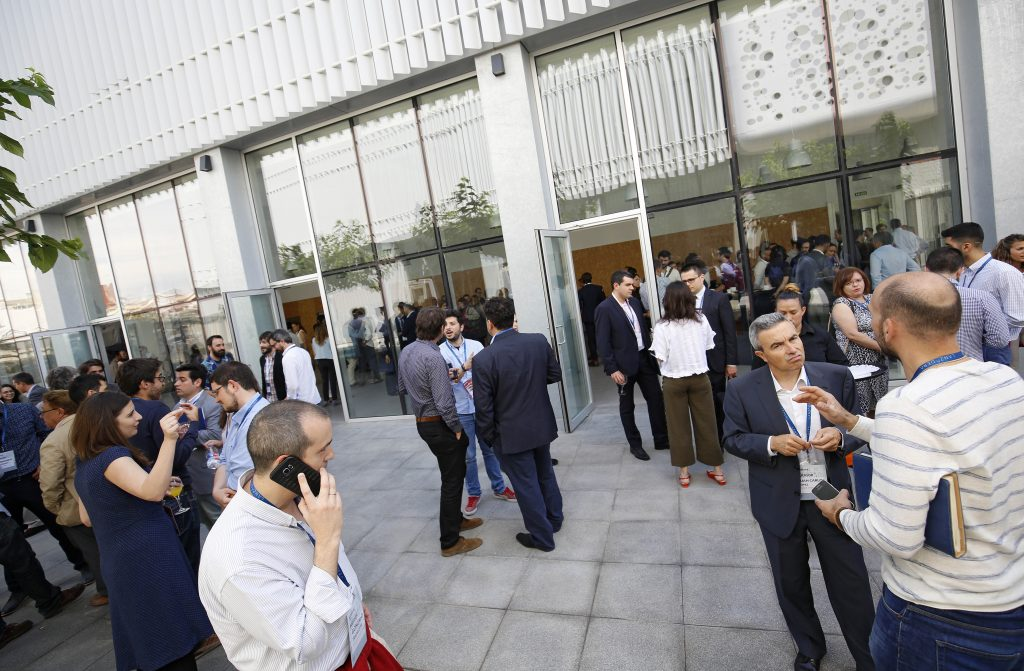 investors day ejemplo de como organizar un evento