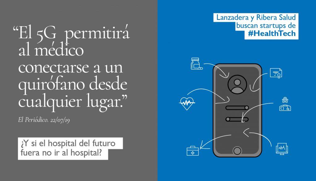 Programa Corporate Lanzadera Ribera Salud