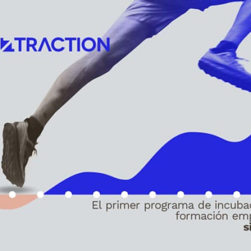 Traction: El primer programa de incubación con formación empresarial sin coste