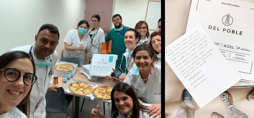 Iniciativas de startups de Lanzadera para ayudar durante el coronavirus - Del Poble