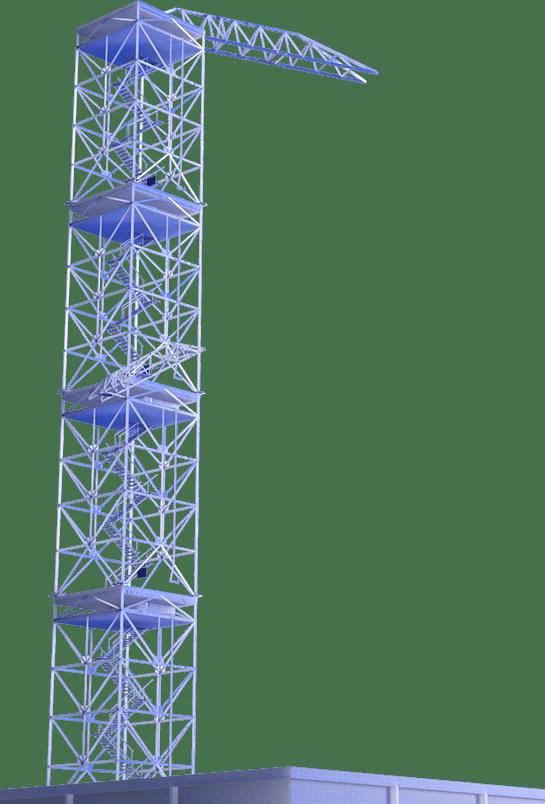 Imagen Torre Lanzadera