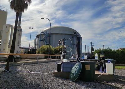 Trovant y FACSA con la ayuda de Enagás transforman el biogás en biometano