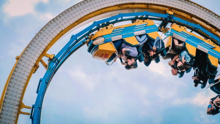 Emprender y la montaña rusa de emociones: ¿qué es lo que me espera?